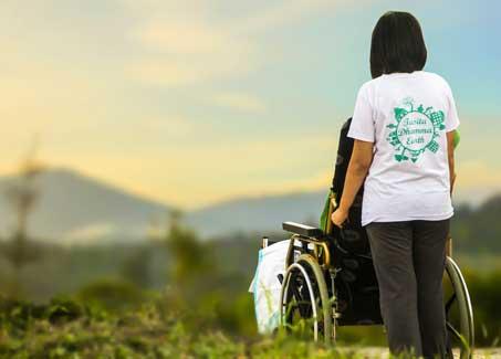 Bild: Weiterbildung im Bereich Pflege als chance während der Altersteilzeit